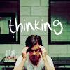 Peter thinking