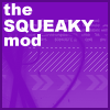 Squeaky Mod [purple]