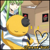 Cheese-kun!