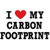 etc // i heart my carbon footprint