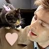 Doctor hearts kitten Cheesygirl