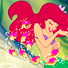living under the sea, Ariel, TLM