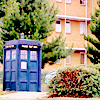 the Legs, the Nose and Mrs Robinson: DW Tardis in London