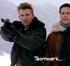 Sheri: Due South 03 - Teamwork