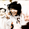 yoochun with kid