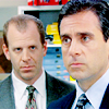 Charlie: michael and toby