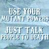 mutant powers