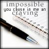 craving to write
