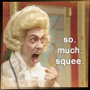 Hugh-squee!