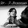 Illman: Bones - Brennan bw