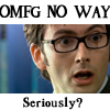 Doctor Who - OMFG NO WAY Seriously?