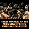 Mansomest Men EVAR!1!eleventy