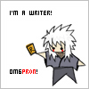 I'm a Writer. OMGPRON!