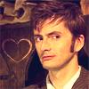Sunny: Dr Who Ten heart