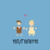 [Doctor Who]Ten/Reinette