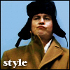 Gaffsie: style