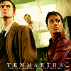 doctor/martha wet tenmartha