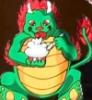 ice cream dragon