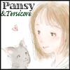 Pansy & Tersicore