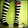 полосатые ножки