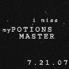 snape - my potions master