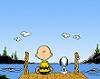 Snoopy spring