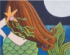 la sirena dolce: mermaid and the moon