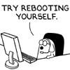 Dogbert - tech support