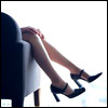 Base: Who says you can't relax in heels?
