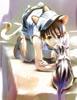 общение кошачьих