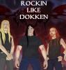 Metalocalypse Rockin Like Dokken