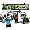 Star Trek - he's dead gym