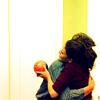 Alisa: arrested development: a hug solves all//