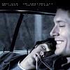 SPN grin - Dean & Sam by literati