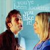 DOCTOR WHO; You like it