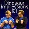 dinosar impressions 101