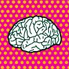 qfemale: Brains - Polka Dots
