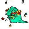 цветочки, после, крокодил