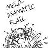 almighty_taka: Melodramatic Flail