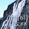 Icefall Press Waterfall