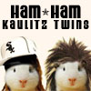 Ham-Ham Twins