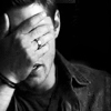 petit_rhino: Dean facepalm