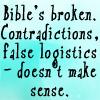 bible's broken