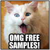 Freebies! Free offers, free samples, free stuff!
