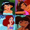 Michi: Disney heroines