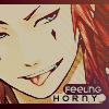 Axel: Feeling Horny