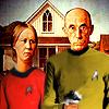 spock74: trek spock american gothic