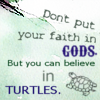 faith in turtles