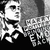 emo harry potter