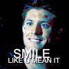 smile like u mean it